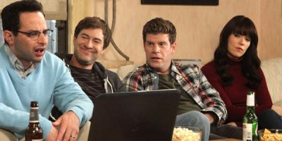 The League tv comedy series American Comedy Series