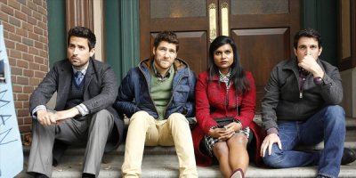 The Mindy Project tv sitcom American Comedy Series