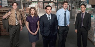 The Office US tv comedy series American Comedy Series