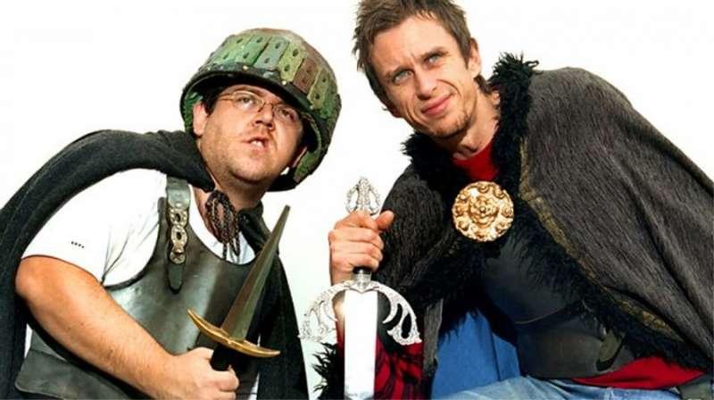 The Sofa of Time radio comedy series Radio Comedy Series