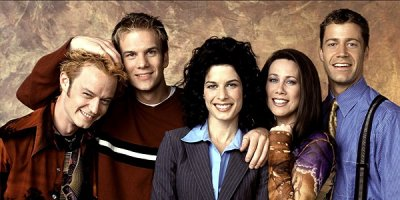 Then Came You tv sitcom American Comedy Series