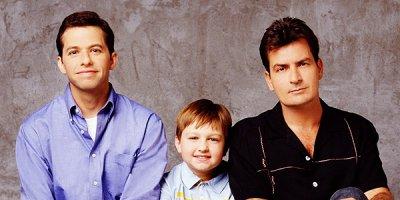 Two and a Half Men tv sitcom American Comedy Series