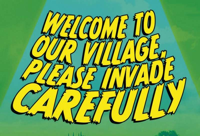Welcome to Our Village, Please Invade Carefully radio comedy series Radio Comedy Series