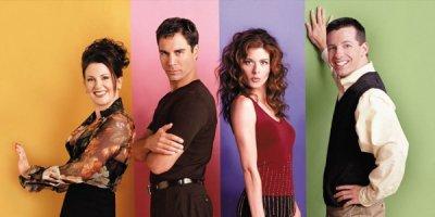 Will & Grace tv sitcom American Comedy Series